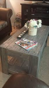 Shanty 2 Chic Coffee Table 17 Best Ideas About Wood Pallet Coffee Table On Pinterest Pallet