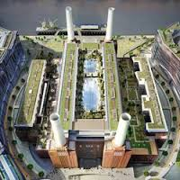 the power station itself will be home to offices shops and luxury flats apple head office london