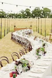 plus rectangle shaped tables photograph beautifully to showcase your table settings