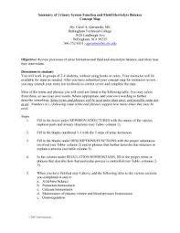 urinary system essay urinary system short answer essay questions