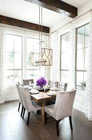 transitional dining room chandelier new dining room chandelier friendly transitional with rustic wood beams contemporary window