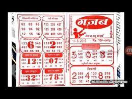 Hira Moti Satta Chart Videos Matching Kalyan Hira Moti Chart Chart 11 03 19 Revolvy
