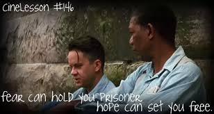 shawshank redemption essay hope
