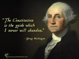 40st US President George Washington George Washington Pinterest Gorgeous Constitution Quotes