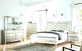 Bedroom Set With Mirror Headboard Bed With Mirror Headboard Bedroom ...