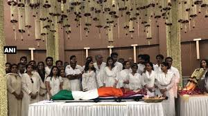 Image result for Sridevi Funeral LIVE UPDATES