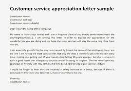 How Write Appreciation Letter Publish Thecgra Com