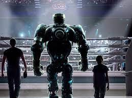Real Steel Movie Ultra HD Desktop ...