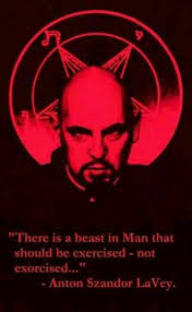 Satanic Bible Quotes Impressive Anton LeVay Satanism Quoteif You Read The Satanic Bible Not As A