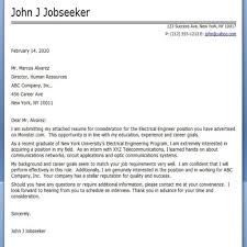 100 Technical Cover Letter Example Chemical Process