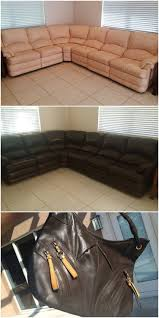 Leather Sofa Makeover 113 Best Real N Restored Images On Pinterest
