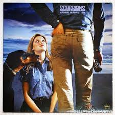 Animal Photo Albums Scorpions Animal Magnetism 1980 Animal Magnetism