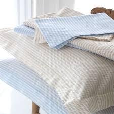 sashi bed linen carlyle striped 100 cotton duvet