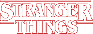 Stranger Things Logo Vector (.AI) Free Download