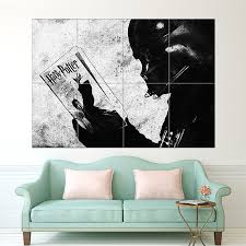large poster wall art