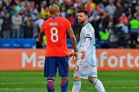بث مباشر مشاهدة مباراة الأرجنتين ضد تشيلي الاثنين 14-6-2021 في بطولة كوبا  أمريكا 2021 - واتس كورة