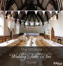 wedding table plan how to manage your wedding seating layout
