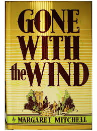 gone with the wind book back cover
