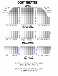 Fontanne Theatre Seating Chart Abiding Lunt Fontaine Theatre