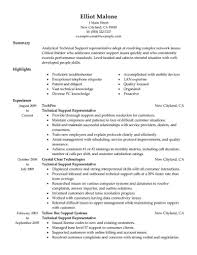 Resume Technology Amazing Computers Technology Resume Examples