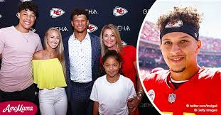 Patrick mahomes was born to parents pat mahomes and randi martin. Patrick Mahomes Parents Glimpse Inside The Highest Paid Nfl Player S Family