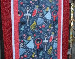 Nutcracker blanket   Etsy & Special Edition Nutcracker Christmas Quilt with Plush Mousling // Christmas  Gift // Baby Gift Adamdwight.com