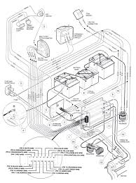 battery wiring diagram for golf cart wiring diagram ezgo 36 volt golf cart wiring diagram wire