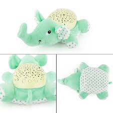 Stuffed Animal Ceiling Night Light Us 16 36 Baby Plush Toy Projector Night Lamp Music Sleeping Starry Light Star Projection And Melodies Butterfly Elephant Turtle Hippo Bee In Novelty