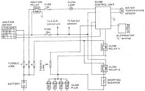 toyota glow plug wiring diagram toyota image repair guides diesel fuel system glow plug system autozone com on toyota glow plug wiring diagram