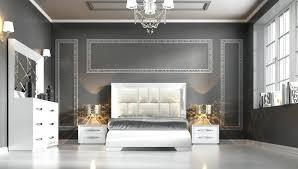 white italian bedroom furniture. Italian Bedroom Set Modern Furniture Bedrooms White Side 4 Home M
