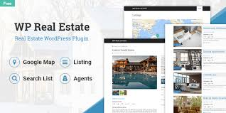 real estate free wp real estate free wordpress plugin to build real state websites