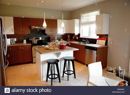 Kitchen Furniture Ottawa A Clean New Kitchen In A Model House For Sale In Ottawa Canada