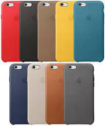Vāciņš cieši pieguļ iphone 6s vai iphone 6 viedtālrunim, tāpēc pat ar uzliktu vāciņu viedtālrunis ir neticami plāns. Oem Original Apple Leather Case For Apple Iphone 6 Plus And Iphone 6s Plus Ebay