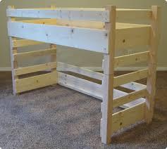 diy loft beds for kids. Fine Loft DIY Loft Bed On Diy Beds For Kids B