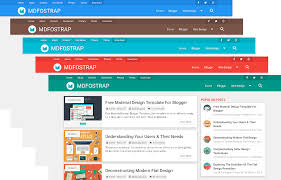 What Is A Design Template Mdfostrap Material Design Template Update Hadesdzgn