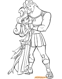 Small Picture Disneys Hercules Coloring Pages 2 Disney Coloring Book