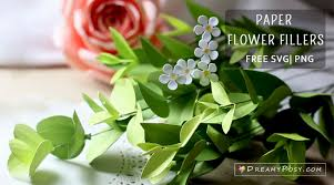 Paper Make Flower How To Make Paper Flower Fillers Free Templates And Tutorial