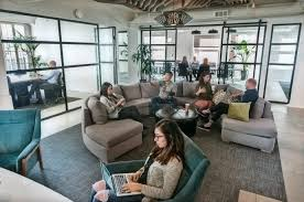 work office design. How A Restored Building In Los Angeles Became Curated Community Work Office Design E