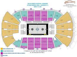 Veterans Memorial Arena 2019