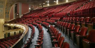 Detroit Opera House Detroit Mi Seating Chart Fisher Dachs Associates Projects Detroit Opera House