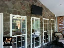 mounting a tv outdoors extraordinary freehold new jersey tv soundbar surround sound home ideas 30