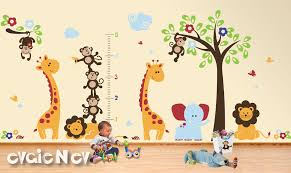 wall decals for kids jungle wall stickers nursery safari stickers and ba wall on baby room jungle wall art with wall decals for kids nursery wall decals kids wall decals oopsy