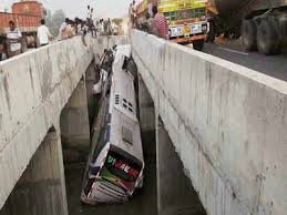 Kesineni Travels Raipur Vijyawada Bus Accident Safe Journey Is A Misnomer On Andhra