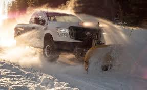 2018 nissan xd. exellent 2018 with the snow plow prep package nissan beefs up 2018 titan xd full throughout nissan xd