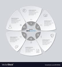 Process Chart Abstract Circle Business Options