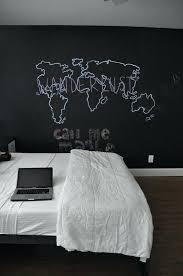 Chalkboard In Bedroom Amazing Bedroom With Chalkboard Wall Chalkboard  Bedroom