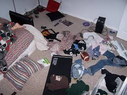 Messy Teenage Bedrooms For Small Bedroom