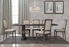 grey dining room chairs. avondale rustic grey dining room set chairs
