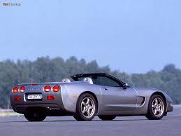 Stunning C5 Corvette Cover