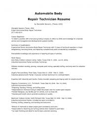 Good Word Docs Job Description For Auto Body Paint Technician Plus Details  Information 5 Auto Body ...